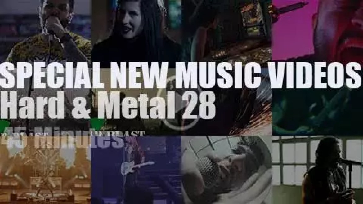 Hard & Metal Special New Music Videos 28