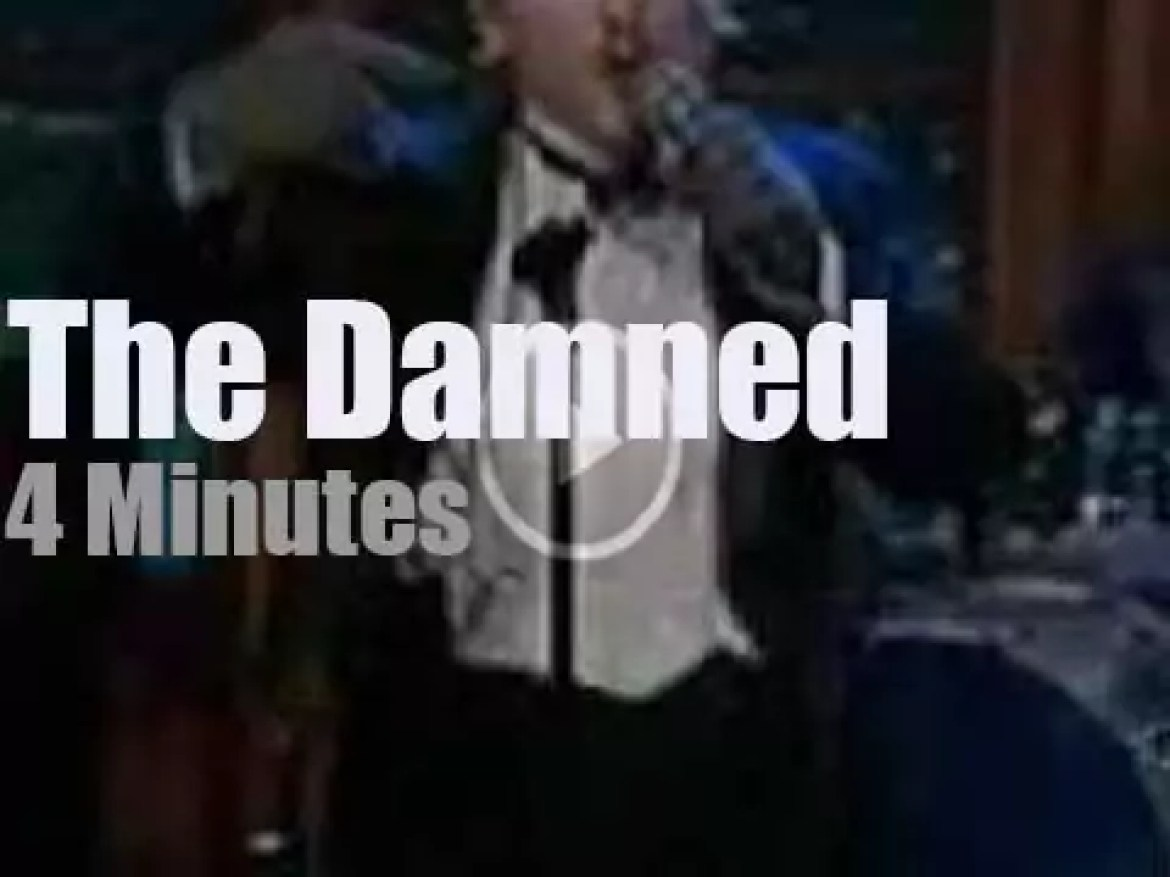 On TV today,The Damned with Craig Ferguson (2008)