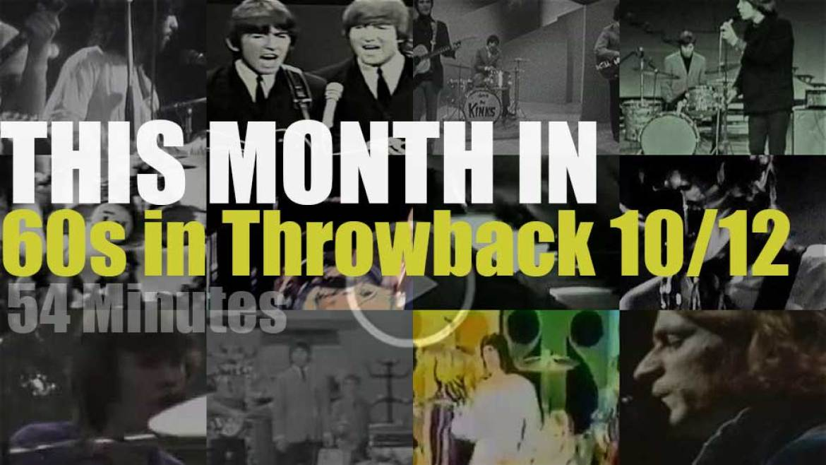 This month In  '60s Throwback' (strictly UK) 10/12