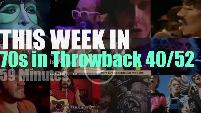 This week In '70s Throwback' 40/52