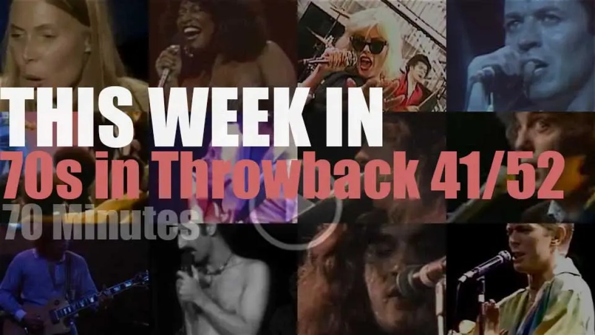 This week In '70s Throwback' 41/52