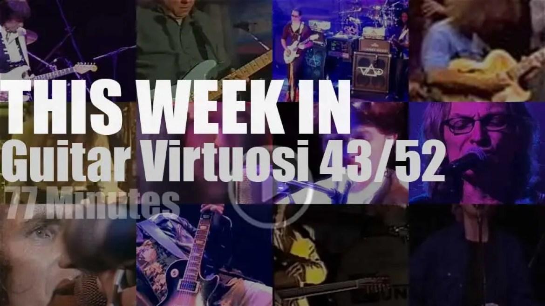 This week In Guitar Virtuosi 43/52