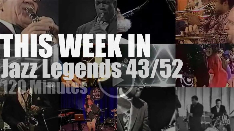 This week In Jazz Legends ('Jazz tours Europe') 43/52
