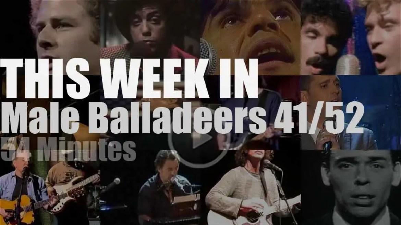 This week In Male Balladeers 41/52