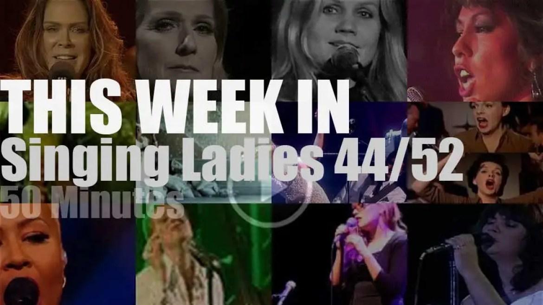 This week In Singing Ladies 44/52