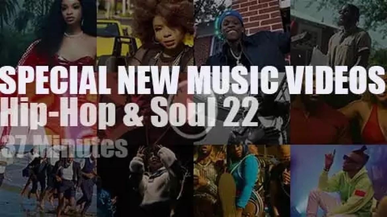 Hip-Hop & Soul  New Music Videos 22