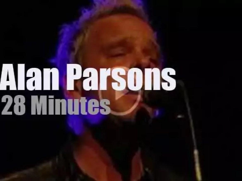 Alan Parsons entertains Groningen (2017)