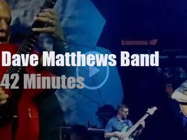 Dave Matthews Band occupies the Garden (2018)