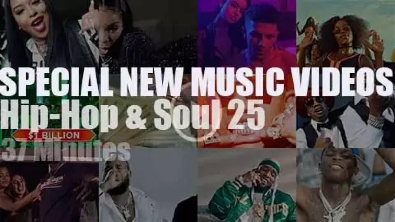 Hip-Hop & Soul  New Music Videos 25