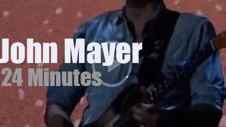 John Mayer visits Minneapolis (2013)
