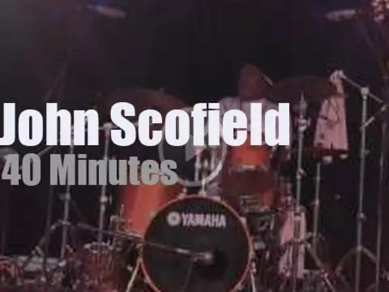 John Scofield takes the Piety Street Band to Bear Creek (2011)