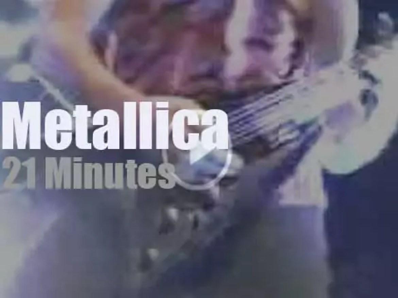 Metallica serenade Omaha (2008)