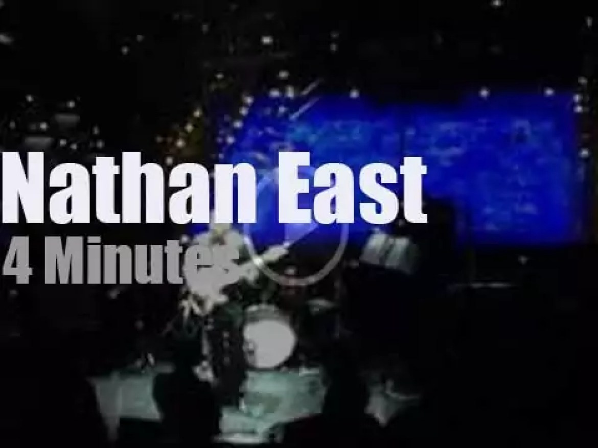Nathan East celebrates the Veterans from Tokyo (2014)