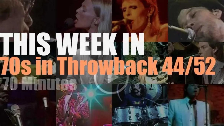 This week In '70s Throwback' 28