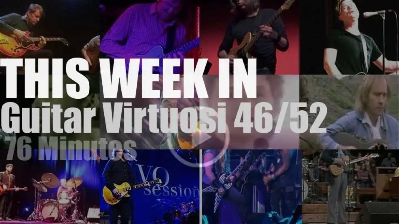 This week In Guitar Virtuosi 46/52