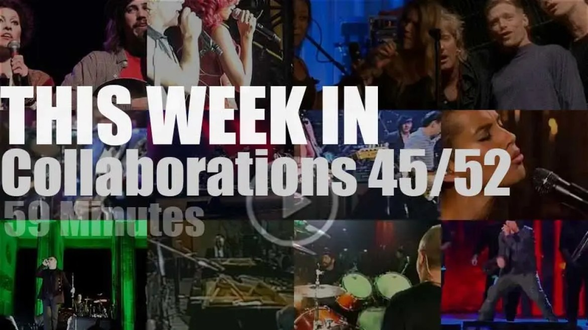 This week In One-Off Collaborations 45/52