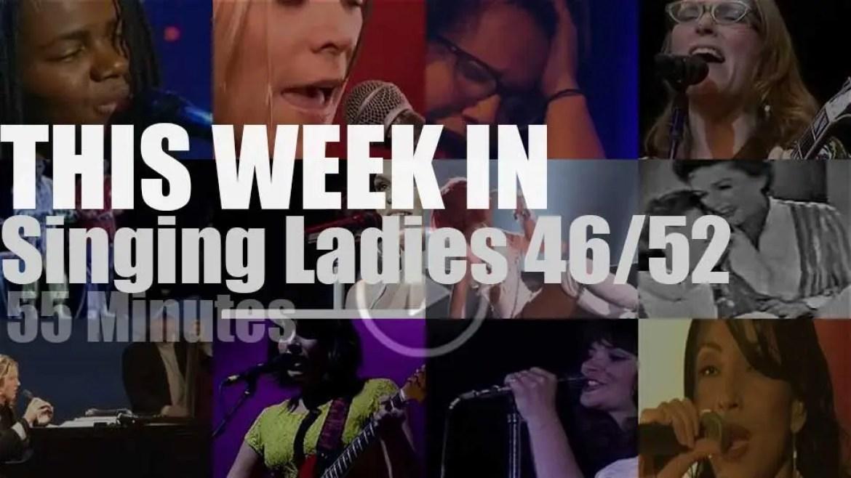 This week In Singing Ladies 46/52