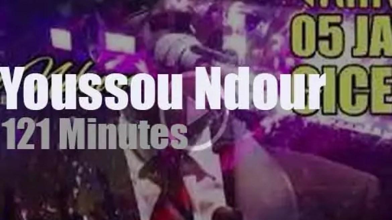 Dakar dances with Youssou Ndour et le Super Etoile (2019)