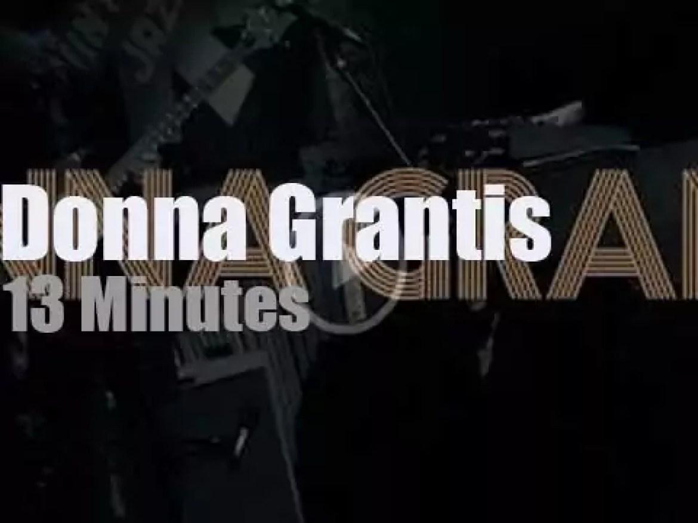 Donna Grantis shreds in NYC (2019)