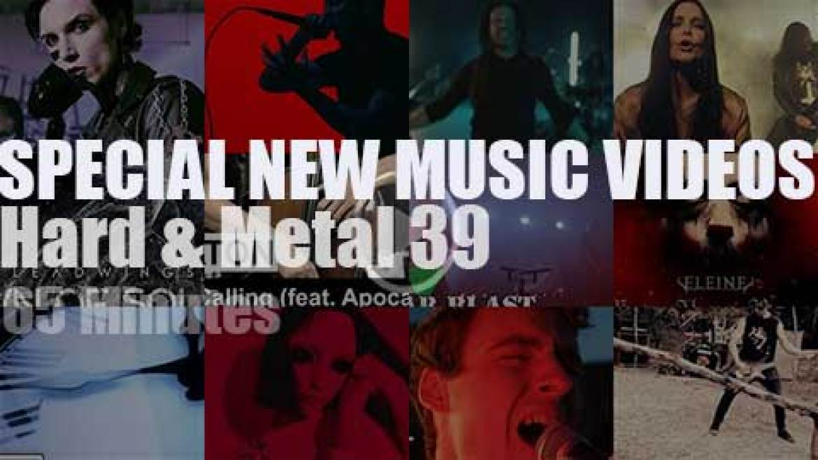 Hard & Metal Special New Music Videos 39