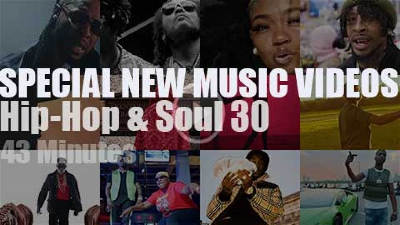 Hip-Hop & Soul  New Music Videos 30