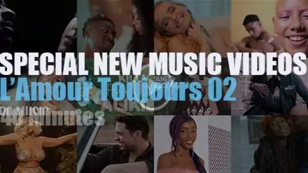 'L'Amour Toujours' Special New Music Videos 02