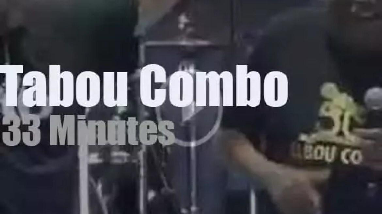 Tabou Combo rock Haiti (2019)