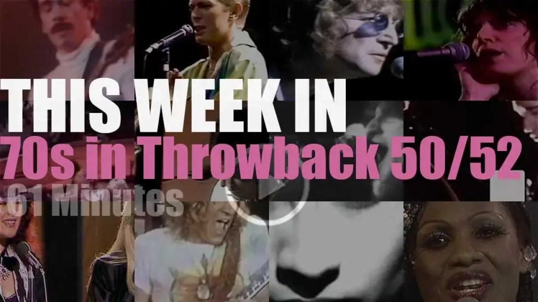This week In '70s Throwback' 50/52