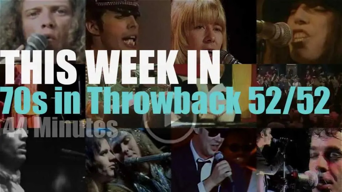 This week In '70s Throwback' 52/52