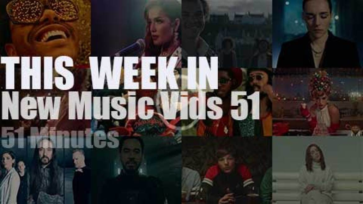This week In New Music Videos 51