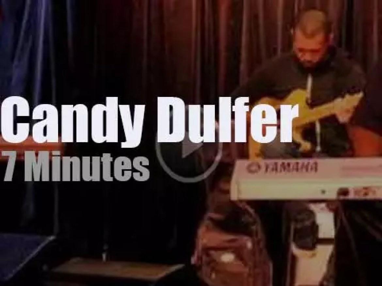 Candy Dulfer & Chance Howard go cruising (2011)