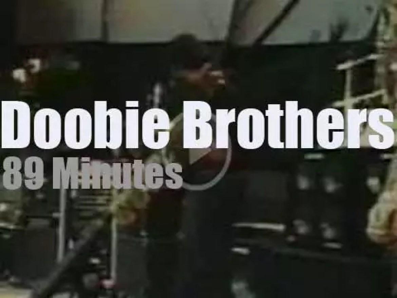 Doobie Brothers bring their 'Cycles' to Hawaï (1990)