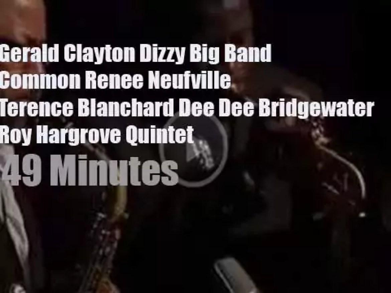 His Quintet plus guests celebrate Roy Hargrove  (2019)