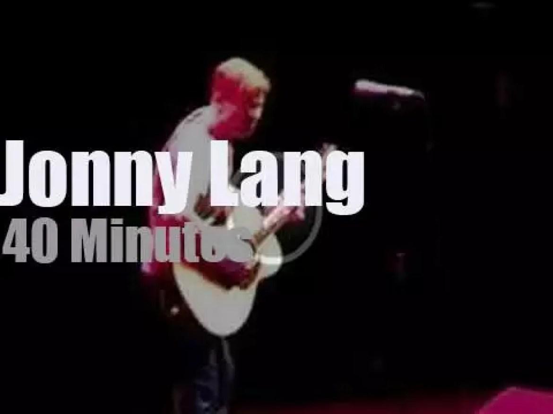 Jonny Lang performs in Nashville (2014)