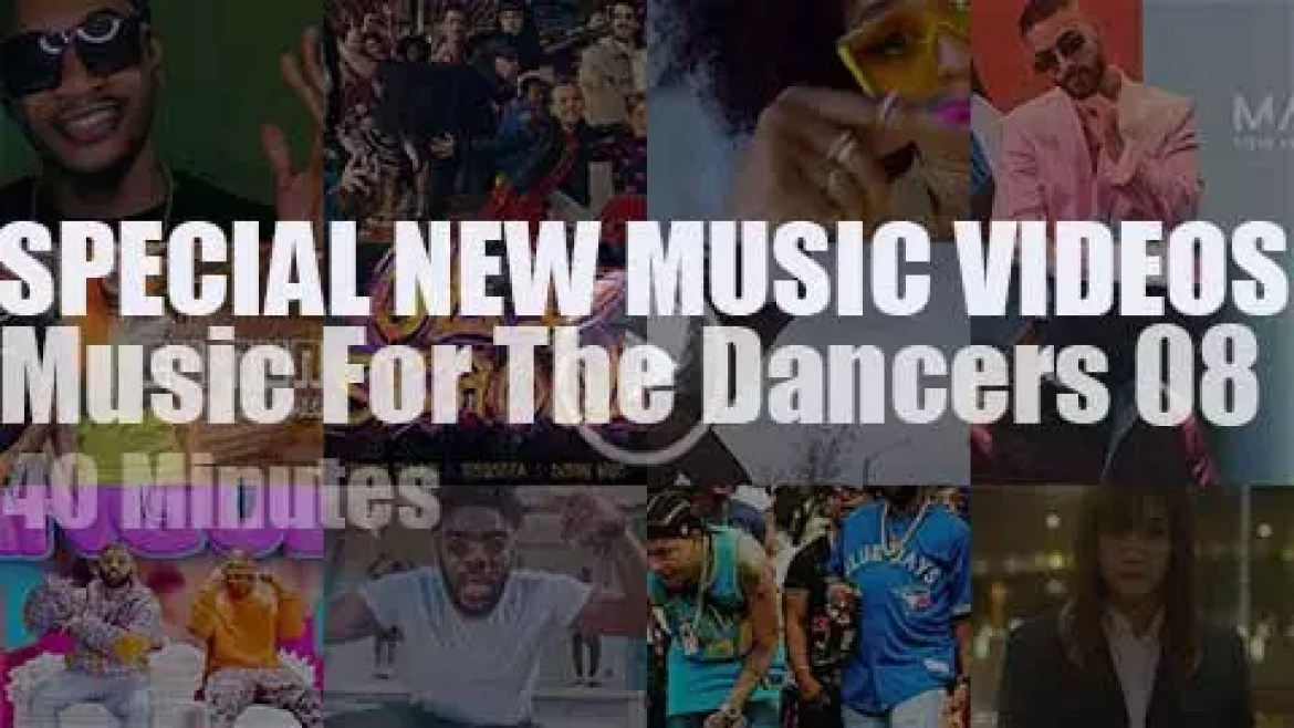 'Music For The Dancers' Special New Music Videos 08