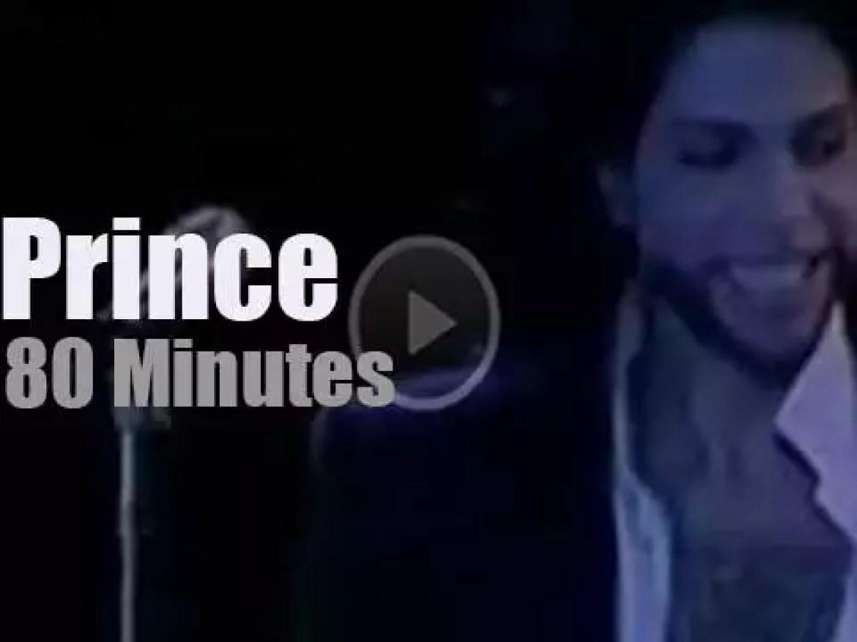 Prince & The NPG Rock In Rio II – day 1 (1991)