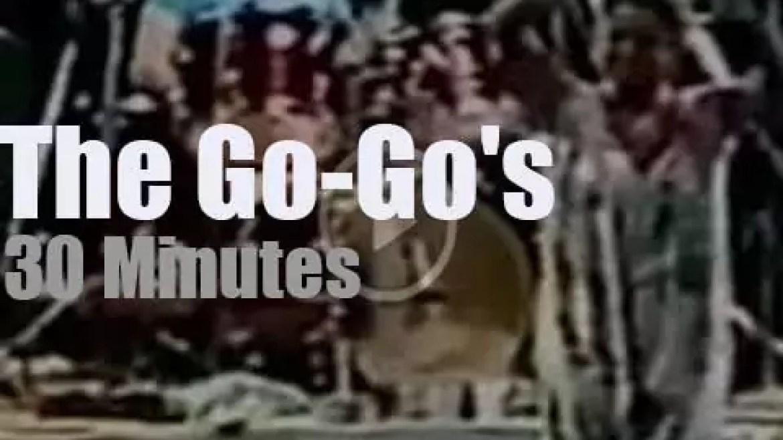 The Go-Go's 'rock in Rio'  – Day 3 (1985)