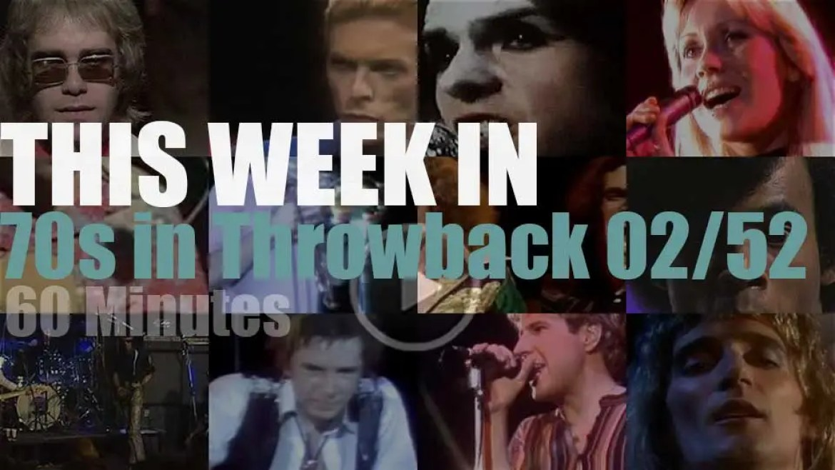 This week In '70s Throwback' 02/52