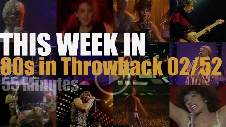 This week In '80s Throwback' 02/52