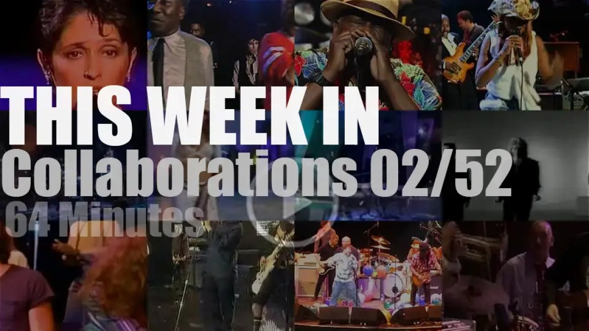 This week In One-Off Collaborations 02/52