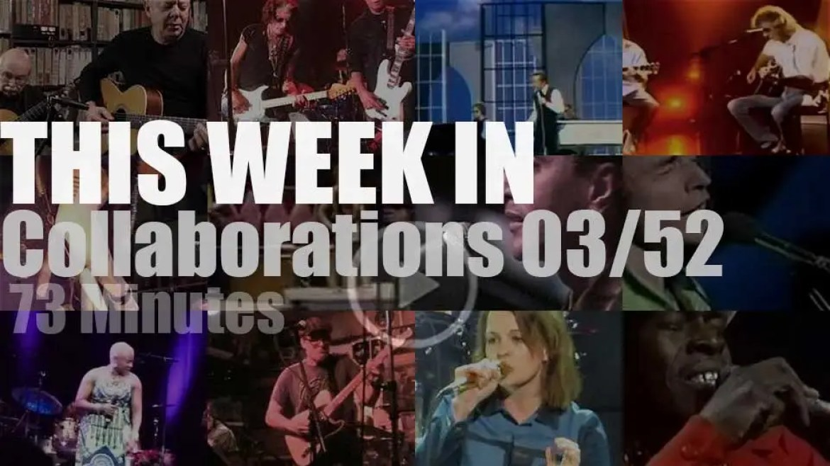 This week In One-Off Collaborations 03/52