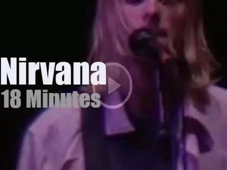 Nirvana come to Paris (1994)