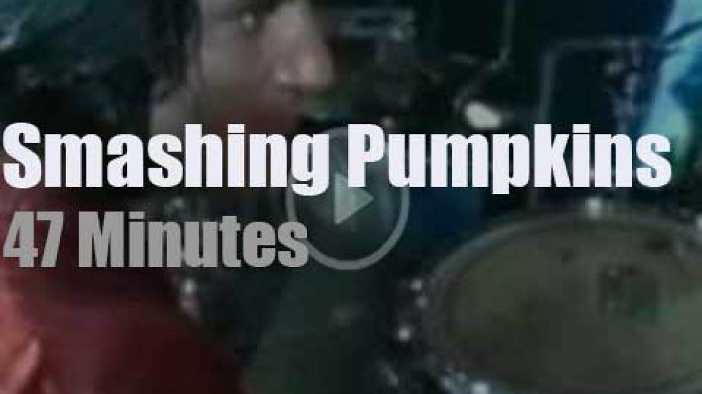 The Smashing Pumpkins dream 'Siamese' in Munich (1994)