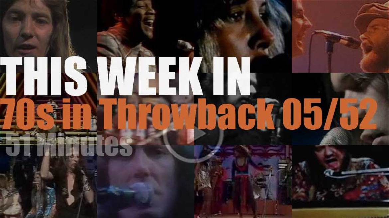 This week In '70s Throwback' 05/52
