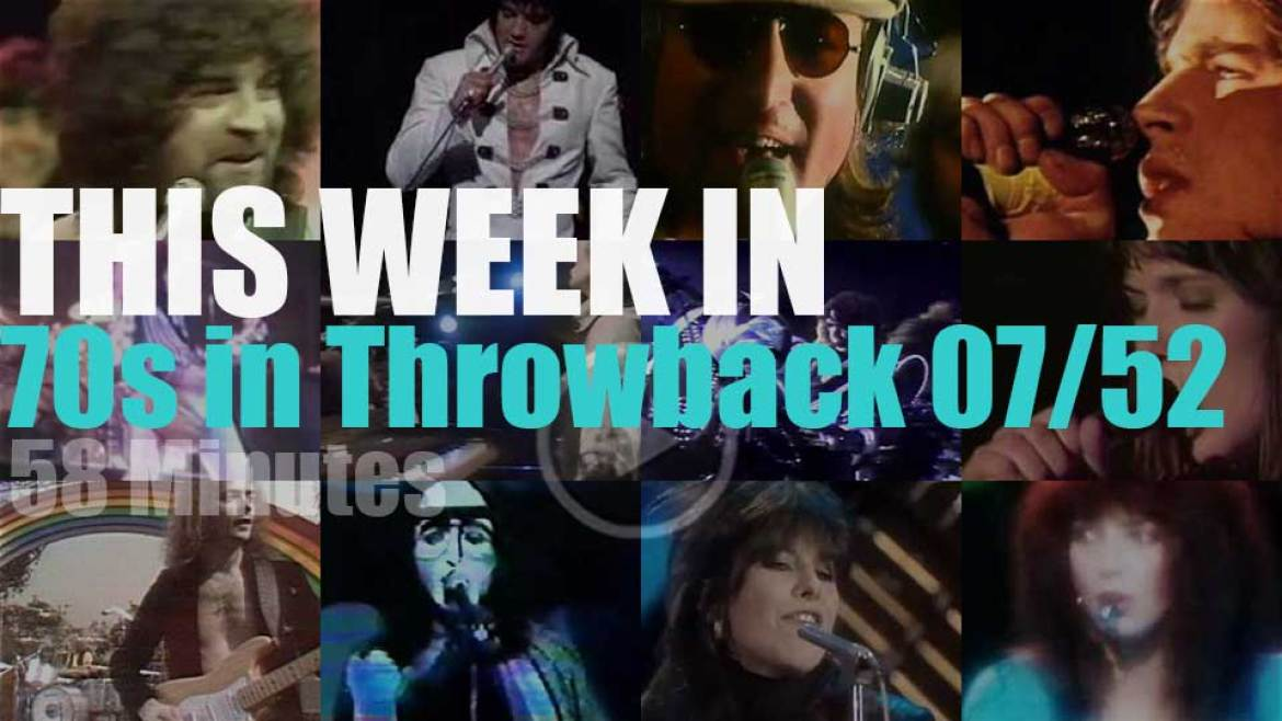 This week In  '70s Throwback' 07/52