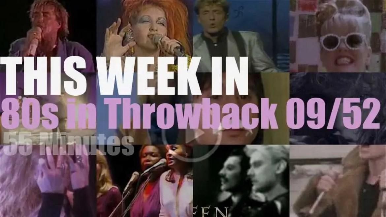 This week In '80s Throwback' 09/52