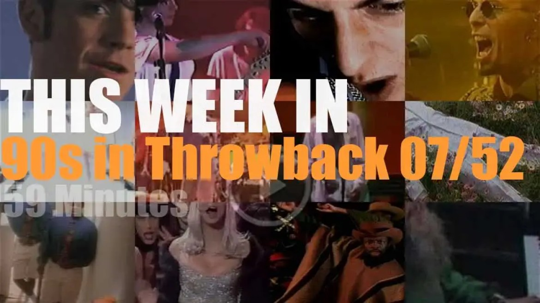 This week In  '90s Throwback' 07/52