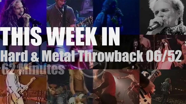 This week In  'Hard & Metal Throwback'  06/52