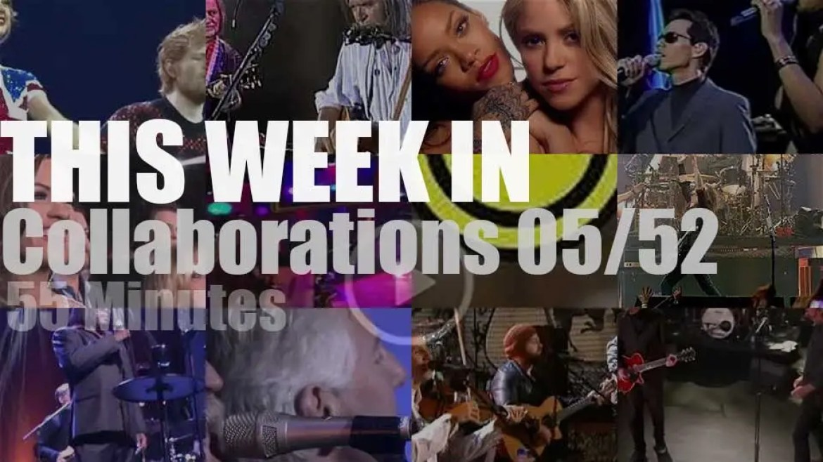 This week In One-Off Collaborations 10