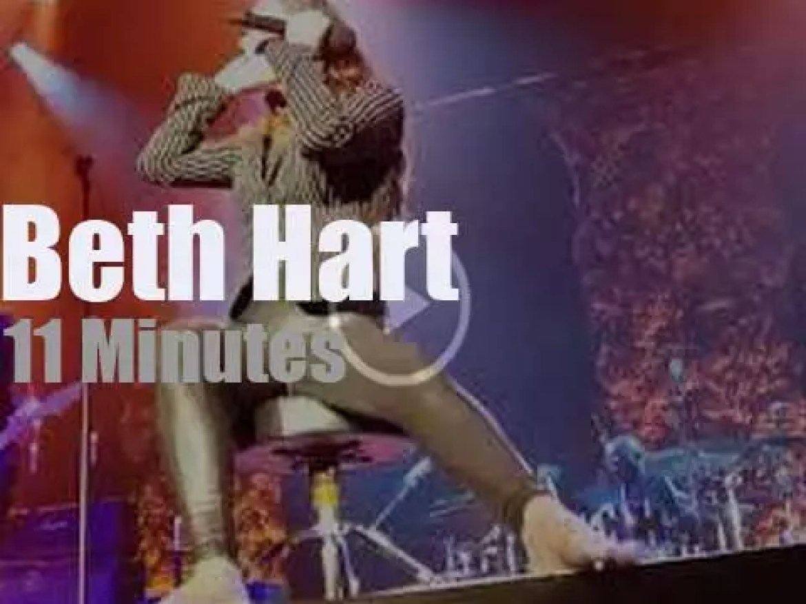 Beth Hart moves Houston (2019)